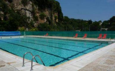 Barjols piscine Piscine la petite amazonie