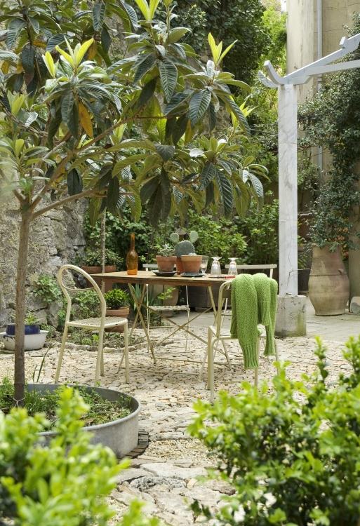 Provence jardin varois - Petit jardin proven nimes ...